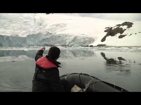 Target 2041 - Glacier at Neko Harbour, Antarctic Peninsula