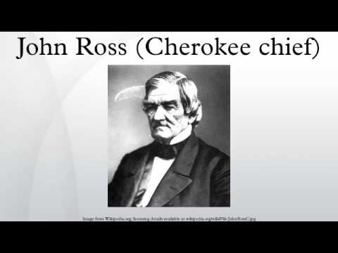 John Ross (Cherokee chief)