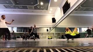 Репетиция для шоу Запашных. Лужники 2017