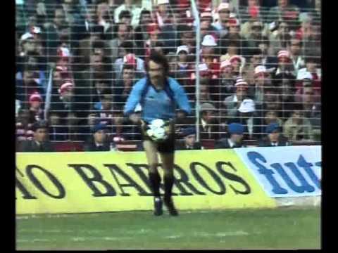 BENFICA   -  ANDERLECHT                                    1983