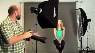Webinar: Basic Lighting Techniques for Studio Portraiture(Professional portraiture has key two parts: making people look and feel their very best. Making someone look their starts with a solid foundation in the basics of ..., 2012-08-24T17:15:18.000Z)