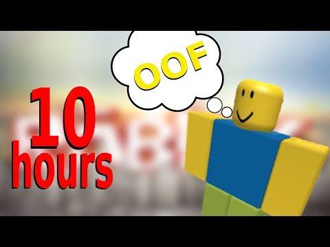 ROBLOX DEATH SOUND 10 HOURS :D