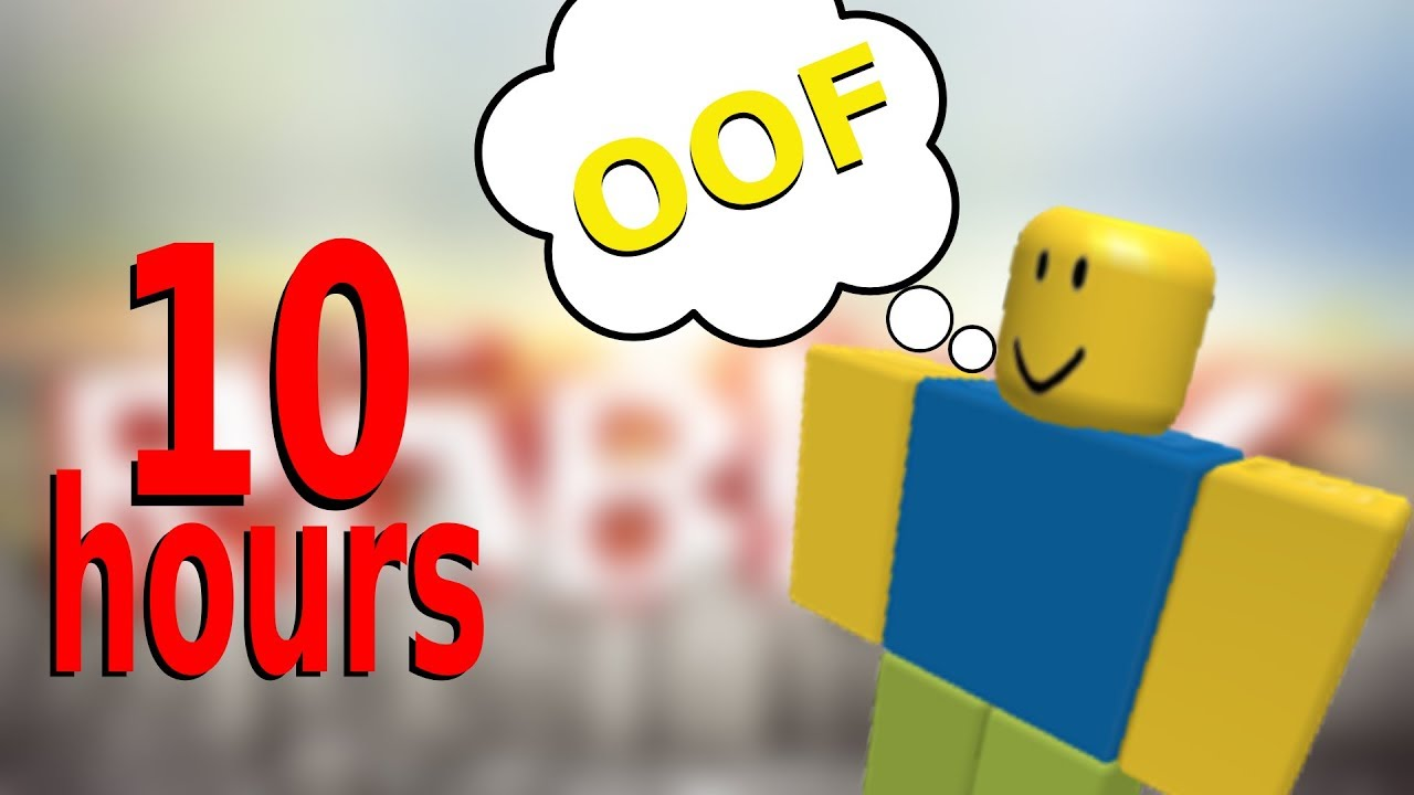 Roblox Death Sound 10 Hours D Youtube