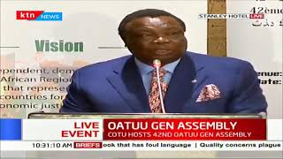 Atwoli showers Raila with praises, says he deserves his nicknames; Agwambo, the enigma, Tinga etc