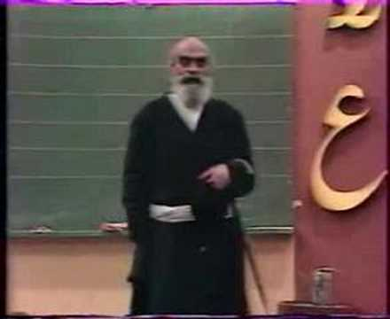 Persian (Farsi) class by Mr. Nayyerzadeh Lecture 20_1