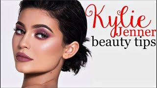 13 KYLIE JENNER Beauty Tips YOU MUST KNOW !!