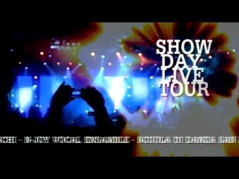 Spot SHOW DAY LIVE TOUR 2012 - Bassano Del Grappa