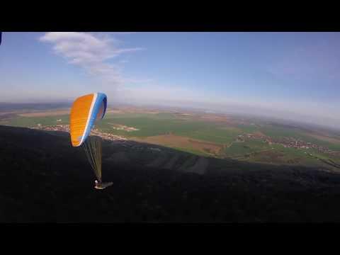 Paragliding Oresany - Slovakia