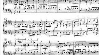 Richter plays Bach: WTC1 No. 18 in g sharp minor BWV 863
