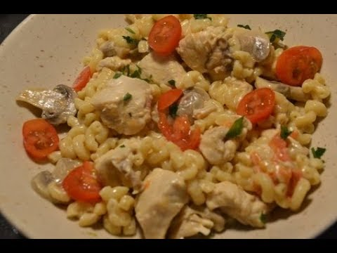 coquillettes-poulet-fromage-frais-cookeo