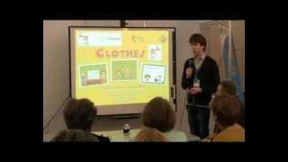 Интерактивный урок английского языка