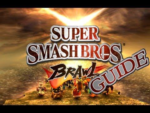 Super Smash Brothers Brawl Guide: Mario