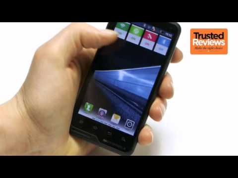 Motorola Motoluxe Video Review