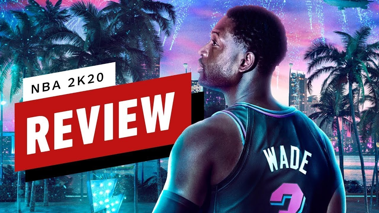 Review of nba2k20 on mobile