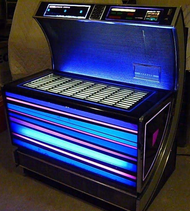 Seeburg Usc1 Musical Bandshell Jukebox 3 Sold Youtube