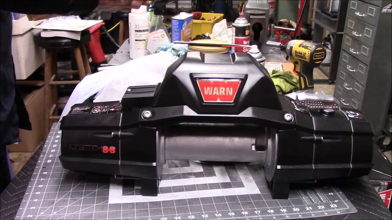 Don't Buy Warn Zeon Platinum Winch Before You Read This | Good home on