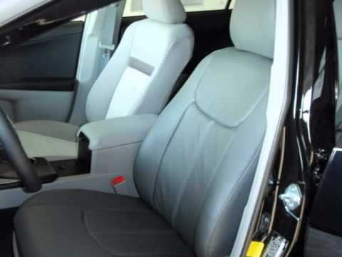 Clazzio Car Seat Cover Installation For Toyota CAMRY LE 2012 Model