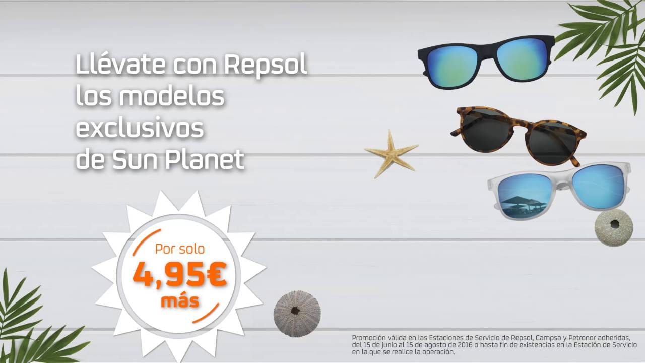 3995750722 Promo Sun Planet 2016 Repsol - YouTube