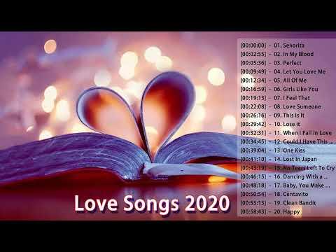 เพลงรักสากล 2020 ♥♥ เพลงรักโรแมนติก สากล เพลงรักที่สวยงามในยุค 2020 ♥♥ โรแมนติกคอลเลกชันเพลงรัก