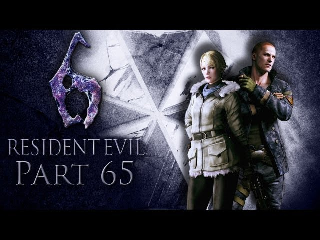 Lets Play Resident Evil 6 [Together/Sherry] #65 Trennung auf Zeit