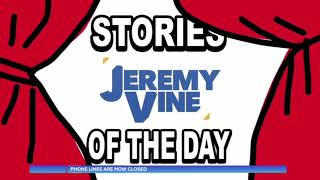 Channel 5 | Jeremy Vine show | 1 October 2021 | Insulate Britain