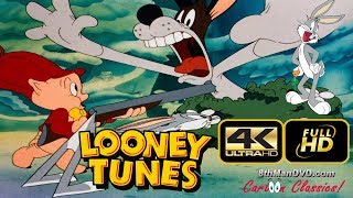 LOONEY TUNES (Looney Toons): A Corny Concerto (Bugs Bunny) [ULTRA HD 4K Cartoons for Children]