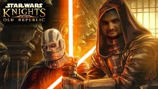 [18+] Шон в Star Wars Knights of the Old Republic (Xbox 2003)