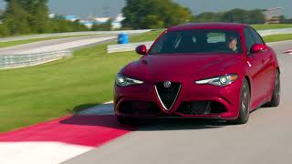 How Good Is the Alfa Romeo Giulia Quadrifoglio? | Three Lap Review