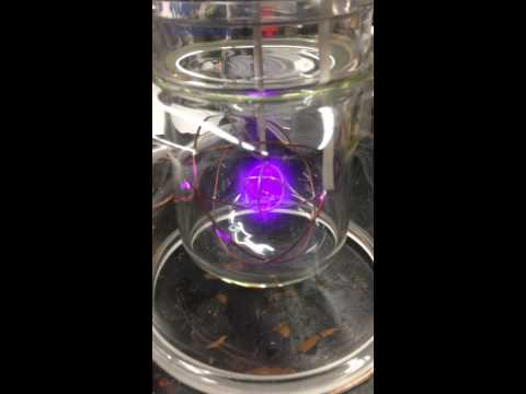 Fusor in action 130%