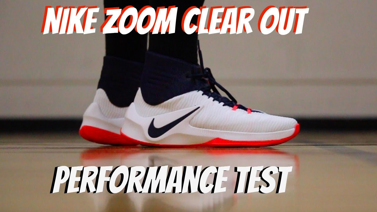 Nike Zoom Clear Out