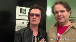 Message from Glenn Hughes - March 2011