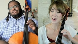 "Hillary Scott & The Scott Family ""Thy Will"" (COVER) - Cremaine Booker and Sarah Joy"