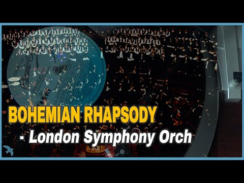 The London Symphony Orchestra and the Royal Choral Society - Bohemian Rhapsody (1982)