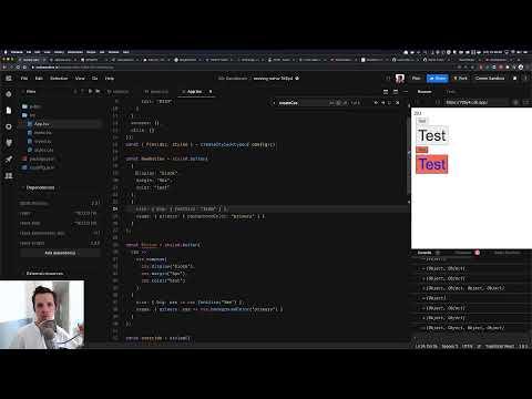 Codesandbox.io App #19