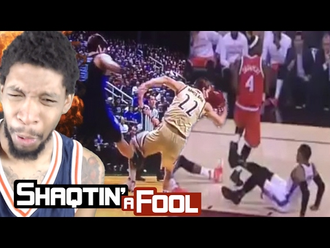 WHY WOULD RUSSELL PULL A GRAYSON ALLEN!?! SHAQTIN A FOOL #13 OF THE REGULAR SEASON REACTION