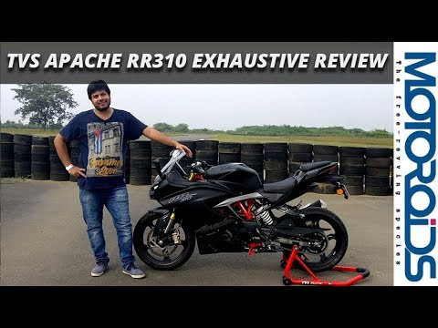 TVS Apache RR310 Detailed Review: All Features and Details Covered