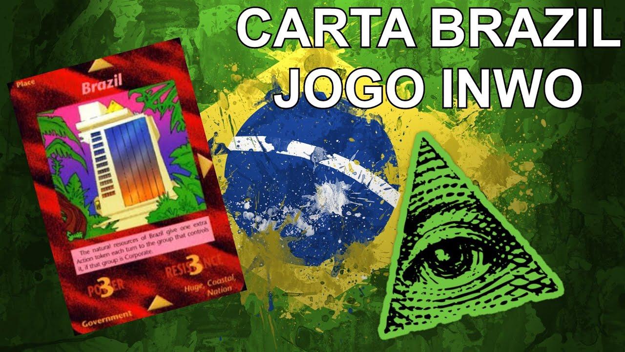 jogo illuminati inwo carta quot brazil quot