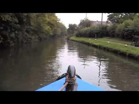 Grand Union Canal near Market Harborough at twilight ducks and narrowboats April 2016из YouTube · Длительность: 2 мин20 с