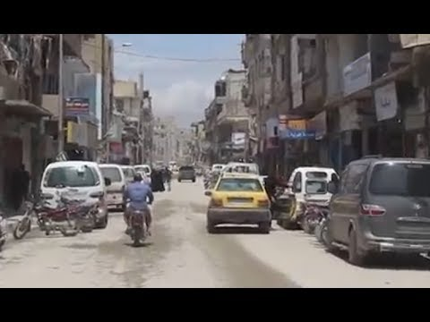 Tour of Raqqa | May 2018 | Syria