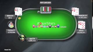 Sunday Million 5/4/15 - Online Poker Show | PokerStars