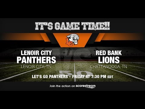 Lenoir City Panthers vs Red Bank