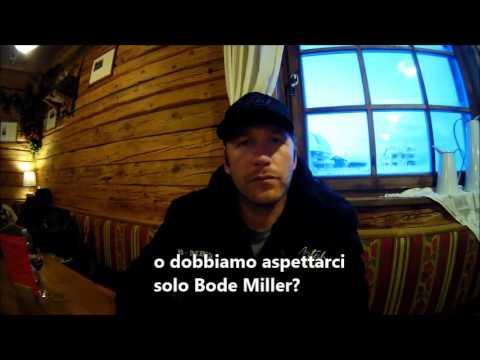 Bomber ski experience - intervista a bode miller