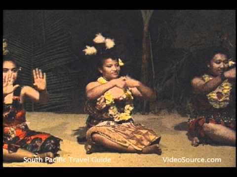 Traditional Tongan and Samoan Dance