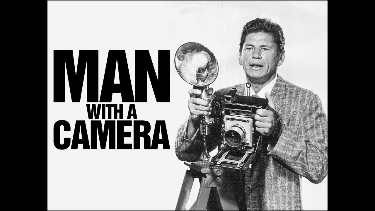 Download Man With a Camera (1959)   Season 2   Episode 2   Eye Witness   Charles Bronson