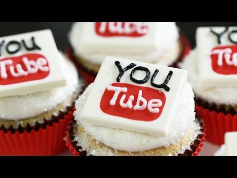 Make YOUTUBE CUPCAKES - NERDY NUMMIES Images