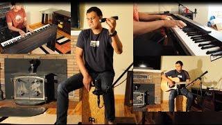 Came to My Rescue - Hillsong United (Cover) by Sychar Yebra & Aaron Nakamura