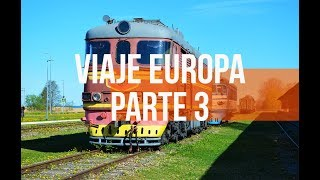 VIAJE EUROPA   PARTE 3   KTM 1190 ADVENTURE   GROCA ADVENTURE