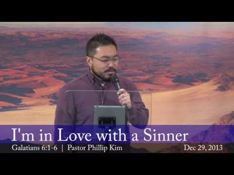 I'm in Love with a Sinner - Phillip Kim