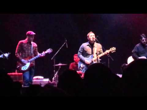 Brian Fallon & The Crowes, Painkillers, Newport Music Hall, Columbus, OH 1/13/16