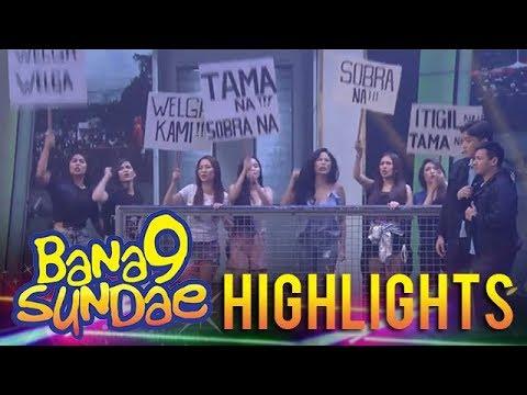Banana Sundae: Protests and dormitories' jokes